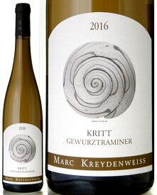 クリット ゲヴュルツトラミネール [2016] マルク クライデンヴァイス( 白ワイン )