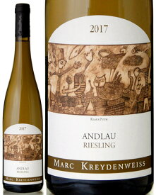アンドロー リースリング [2017] マルク クライデンヴァイス( 白ワイン )
