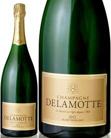 マグナムボトル ドゥラモット ブリュット ブラン ド ブラン ミレジメ [ 2012 ] マグナム1500ml ( 泡 白 ) シャンパン シャンパーニュ (ワイン(=750ml)4本と同梱可)