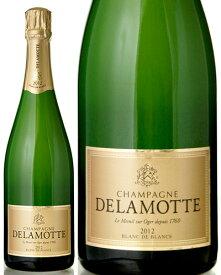 ドゥラモット ブラン ド ブラン [2012] ( 泡 白 ) シャンパン シャンパーニュ