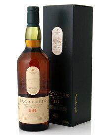 箱入り ラガヴーリン (ラガブーリン) 16年 43度 700ml 並行品 シングルモルト スコッチウイスキー