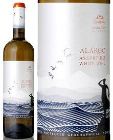 アラルゴ アシルティコ [2018] ドゥルファキス ワイナリー ( 白ワイン )