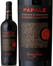 プリミティーボ ディ マンドゥーリア パパーレ [2017] ヴィーニェ エ ヴィーニ ( 赤ワイン )