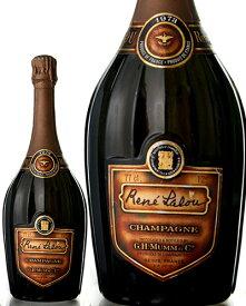 ルネ ラルー [ 1973 ]マム ( 泡 白 ) シャンパン シャンパーニュ (ワイン(=750ml)4 本と同梱可)[S]