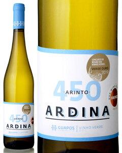 アルディナ アリント ヴィーニョ ヴェルデ [ 2018 ]グアポス ワイン プロジェクト ( 白ワイン )