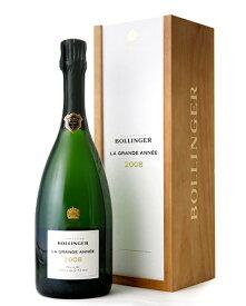 箱入り 並行 ボランジェ グラン ダネ [ 2008 ] ( 泡 白 ) シャンパン シャンパーニュ(ワイン(=750ml)8本と同梱可) [S]