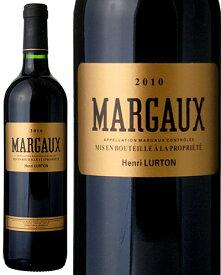 マルゴー アンリ リュルトン [ 2010 ] ( 赤ワイン ) [S]