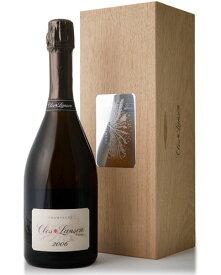 箱入り クロ ランソン [ 2006 ]ランソン ( 泡 白 ) シャンパン シャンパーニュ(ワイン(=750ml)4 本と同梱可)