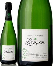 ランソン グリーン ラベル ブリュット オーガニックNVランソン ( 泡 白 ) シャンパン シャンパーニュ