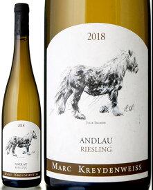 アンドロー リースリング [ 2018 ]マルク クライデンヴァイス ( 白ワイン )