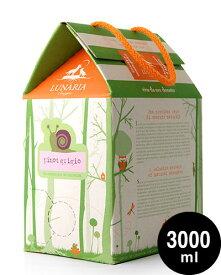 箱ワイン BOXワイン ピノ グリージョ [ 2020 ]ルナーリア 3000ml(3L)バッグインボックス ( 白ワイン )(ワイン(=750ml)8 本と同梱可)
