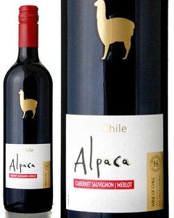 アルパカ・カベルネ・メルロー[2012]サンタ・ヘレナ(赤ワイン)