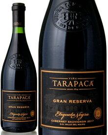 タラパカ グラン リゼルヴァ ブラック ラベル カベルネ ソーヴィニヨン [2017] ( 赤ワイン )