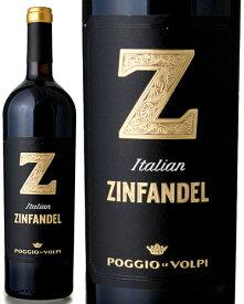 Zジンファンデル [2018] ポッジョ レ ヴォルピ ( 赤ワイン )