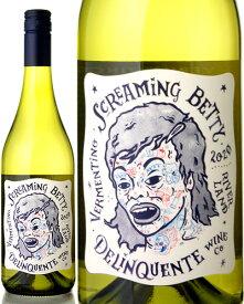 スクリーミング ベティ [ 2020 ]デリンクエンテ ( 白ワイン )