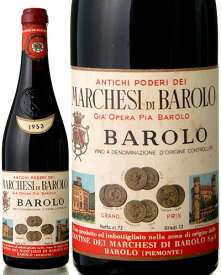 バローロ [ 1953 ]マルケージ ディ バローロ ( 赤ワイン ) [S]