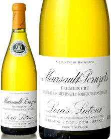 ムルソー ポリュゾ プルミエ クリュ [ 2006 ]ルイ ラトゥール ( 白ワイン ) [S]