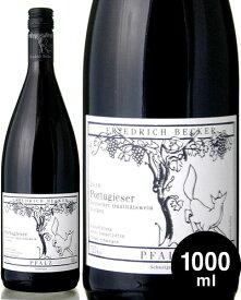 ベッカー ポルトギーザー [2016] フリードリッヒ ベッカー1000ml ( 赤ワイン )(ワイン(=750ml)11本と同梱可)