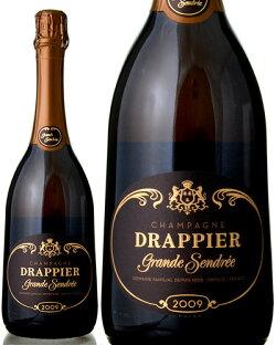 グランサンドレ[2009]ドラピエ(泡白)シャンパンシャンパーニュ