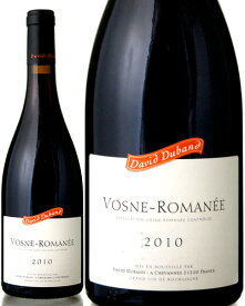 ヴォーヌ ロマネ [ 2010 ]ダヴィド デュヴァン ( 赤ワイン )