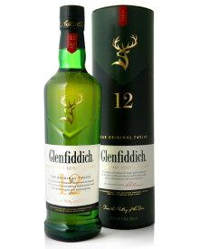 箱入り グレンフィディック 12年 40度 700ml 並行 箱入り シングルモルト スコッチウイスキー ※ボトルや箱のデザインは画像と異なる場合があります[S]