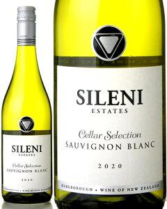 NIKKEIプラス1 何でもランキング第3位! ワイン王国55号5ツ星獲得! セラー セレクション ソーヴィニヨン ブラン [2020] シレーニ エステイト ( 白ワイン )