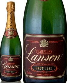 ブリュット ミレジメ [ 1982 ]ランソン ( 泡 白 ) シャンパン シャンパーニュ [S]