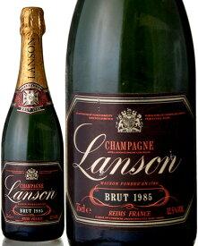 ブリュット ミレジメ [ 1985 ]ランソン ( 泡 白 ) シャンパン シャンパーニュ [S]