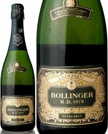 ボランジェ R.D.[ 1979 ]( 泡 白 ) シャンパン シャンパーニュ [S]※ラベル瓶&キャップに汚れ・破れ・傷有り※