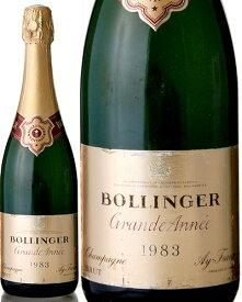 ボランジェ グラン ダネ [ 1983 ]( 泡 白 ) シャンパン シャンパーニュ [S]※ラベル瓶&キャップに汚れ・破れ・傷有り※
