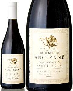 アンシエン ピノ ノワール [ 2018 ]ライトフット&ウルフヴィル ( 赤ワイン )