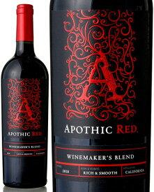 アポシック レッド [ 2018 ] ( 赤ワイン )