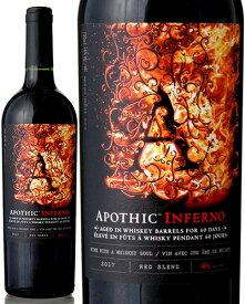 アポシック インフェルノ [ 2017 ] ( 赤ワイン )
