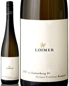 リード ロイザーベルグ グリューナー ヴェルトリーナー カンプタール [ 2018 ]フレッド ロイマー ( 白ワイン )