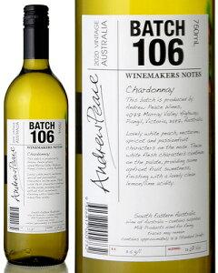 ワインメーカーズ ノート シャルドネ [ 2020 ] アンドリュー ピース ( 白ワイン )
