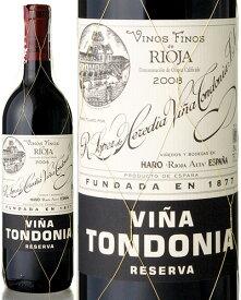 トンドニア レセルヴァ [ 2008 ]ロペス デ エレディア ( 赤ワイン ) [S]
