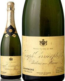 キュベ ロワイヤル ブリュット [ 1962 ] ジョセフ ペリエ ( 泡 白 ) シャンパン シャンパーニュ [S]