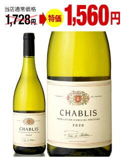 シャブリ[2014]ピエール・ド・シャブリゾー(白ワイン)