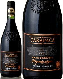 タラパカ グラン リゼルヴァ ブラック ラベル カベルネ ソーヴィニヨン [2018] ( 赤ワイン )