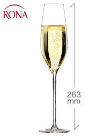 ロナ RONA ラグジュアリー シャンパーニュ 210ml(RONA)1脚(ワイングラス RONAシリーズ セレブレーション celebration)(ワイン(=750ml)11本と同梱可)