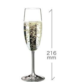ロナ RONA デイリー シャンパーニュ 175ml1脚(ワイングラス RONAシリーズ ガラ gala)(ワイン(=750ml)11本と同梱可)