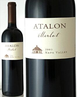 NIKKEI+1什麼都排名第8名! ataron·梅爾低·納帕溪谷[2003](紅葡萄酒)[Y][A][S][P]