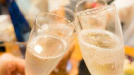 シャンパン入 クリスマス&ハッピーニューイヤーパーティ泡6本パック!! 【送料無料】シャンパン 金粉スパークリング スパークリング シャンパーニュ フランス イタリア 辛口 ワインギフト 飲み比べセット ランキング入り