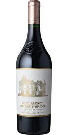 ル・クラランス・ド・オー・ブリオン2015【750ml】【五大シャトー 赤ワイン フランス ワインギフト