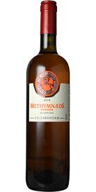メシムネオス ドライ オレンジ 2018年 P.G.Iレスヴォス 年産わずか2858本 Methymnaeos Dry Orange Wine2018PGLesvos 辛口 オレンジワイン