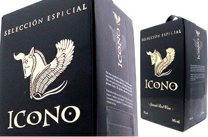 2000ml イコノ・セレクション・エスペシャル・ラ・ビニャ・バッグ・イン・ボックス【あす楽対応】