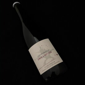 フリー・ムース ロゼ Free Mousse, Vin de France 生産者 クレール オプスキュール