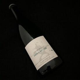 フリー・ムース ブラン Free Mousse, Vin de France 生産者 クレール オプスキュール