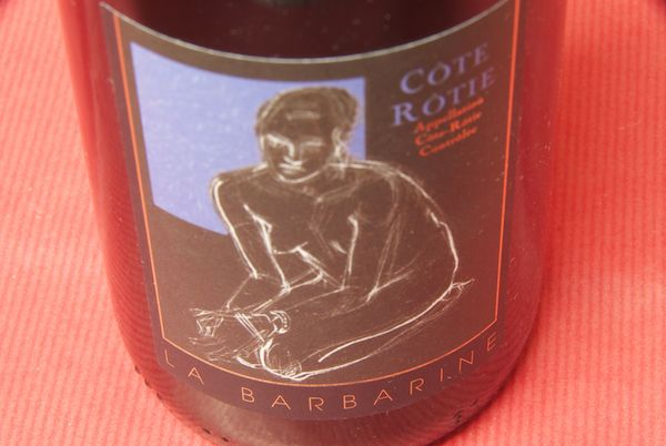 ガングロフ / コート・ロティー・ラ・バルバリン [2005]【赤ワイン】