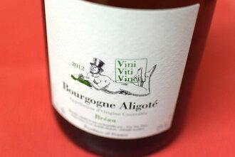 vini·viti·vinchi/布爾戈涅·arigote·bureo[2012]